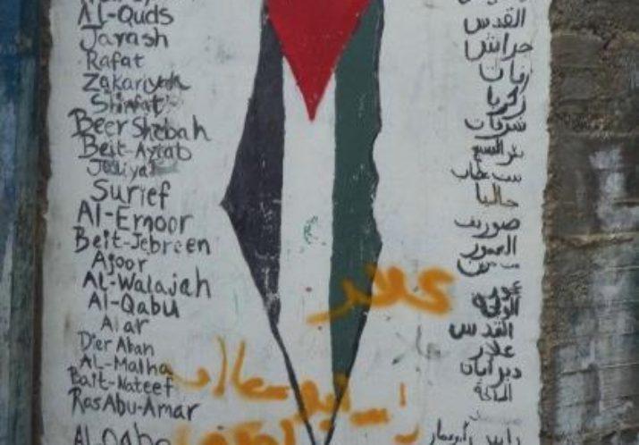 Remembering the Nakba